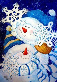 Muñecos de nieve: imágenes para tus decoraciones. - Ideas y material gratis para fiestas y celebraciones Oh My Fiesta!