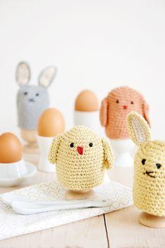 Cosy eggwarmers