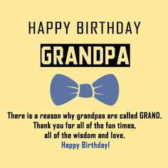 Happy birthday status updates for Grandfather with images and pictures free download. Get beautiful Bday lines for Grandpa to share on social network. #happybirthday #grandfather #statusupdate #bdaywishes #facebook #whatsapp #instagram Happy Birthday Grandpa, Happy Birthday Status, Happy Birthday Wishes, Meal Prep Companies, Food Trucks Near Me, Make Ahead Lunches, Image Healthy Food, Quick And Easy Breakfast, Funny Quotes About Life
