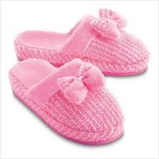 Pink, fuzzy slippers by Victoria's Secret Bedroom Slippers, Fuzzy Slippers, Pink Love, Pretty In Pink, Vs Pink, Fur Sliders, Pink Sugar, Girls Pajamas, Everything Pink