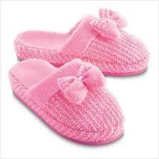 Pink, fuzzy slippers by Victoria's Secret Bedroom Slippers, Fuzzy Slippers, Pink Love, Pretty In Pink, Vs Pink, Fur Sliders, Pink Sugar, Girls Pajamas, My Socks