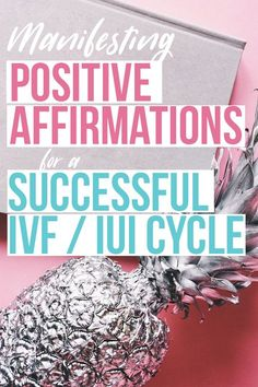 Positive Affirmations for successful IVF/IUI. Manifest a successful IVF cycle. Positive Affirmations for fertility. Using the law of attraction for pregnancy. When To Get Pregnant, Trouble Getting Pregnant, Fertility Smoothie, Fertility Diet, Fertility Yoga, Fertility Doctor, Infertility Blog, Infertility Treatment, Ivf Preparation