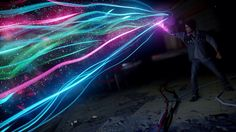 inFamous: Second Son - Neon Manipulation