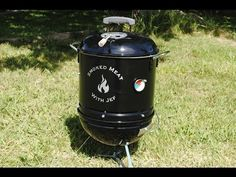 Sometimes a full-sized smoker is just so much. This homemade smoker is perfect for an apartment, tailgating or camping, and cost under $90...