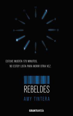 Ficha de Rebeldes, novedad de junio de Océano Gran Travesía, de la autora Amy…