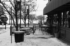 Daly's Pub in downtown Sandusky, Ohio.