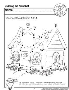 Kindergarten~Letters