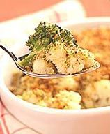 WeightWatchers.com: Weight Watchers Recipe - Broccoli Cauliflower Bake