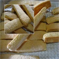 Ingredientes:   2 xícaras (chá) de açúcar  4 ovos      4 colheres (sopa) de manteiga   1 colher (chá) de sal   2 colheres (sobremesa...