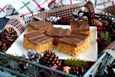 A delicious cookie bar which uses the most inexpensive ingredients; this traditional Newfoundland confection earns a five star rating every single time! Cookie Desserts, Cookie Bars, Cookie Recipes, Dessert Recipes, Star Cookies, Yummy Cookies, Butter Tart Squares, Butter Tarts, No Bake Bars
