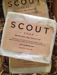 SCOUT Soap Cool organization