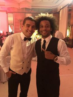 Kovacic and Marcelo