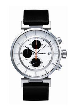 ISSEY MIYAKE watch project