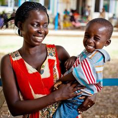 Joyce is HIV+ but because she had access to medicine, her son Benjamin was born HIV free. We have the opportunity to end mother-to-child transmission of HIV. And it's people like you who are helping turn that opportunity into a reality.