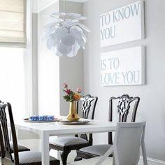 Dining room interior design - myLusciousLife.com - moden chic home - inspiration photos.jpg