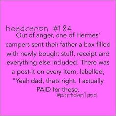 HAHHAHAHAHHAHAHA Hermes: *doubles over from heart attack*