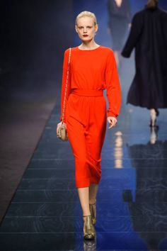 Anteprima Fall 2013 Ready-to-Wear Runway - Anteprima Ready-to-Wear Collection - ELLE