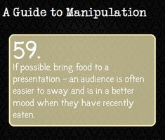 Even a good prompt. A Guide To Manipulation — Suggested by beyond-the-wand. Guide To Manipulation, The Art Of Manipulation, Writing Advice, Writing Prompts, Writing Services, Persuasive Essays, Essay Writing, A Guide To Deduction, Detective