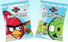 Oh my - Angry Birds sweets are coming to the UK this summer!!