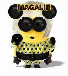 Magalie... ...