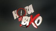 Logo / 3D/ Hora do Bixo - Vinheta Logo 3d, Cufflinks, Accessories