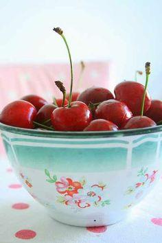 Cherries in Berry-Cherry Frangipane Tart with Cherry Coulis, Amarena Ice Cream @Union Jewellery Jewellery Square Cafe