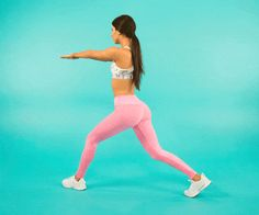 7 Moves for Getting a toned butt, Demonstrated by Jen Selter Bodybuilding, Squat Challenge, Thigh Exercises, Butt Workout, Jen Selter Workout, Boxing Workout, Workout Gear, Get In Shape, Workout Videos