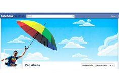 """Do you have the new Facebook Timeline design yet? If so, you've noticed the new """"cover photo"""" space at the top of each profile page.    If you'd like to do something clever with your cover photo, but are lacking a little inspiration, then we're here to help! I have found 10 fresh Facebook Timeline designs to jumpstart your creativity."""