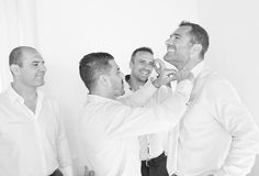 The groom and groomsmen -Mitheo Events | Concept Events Styling