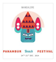 Mangalore-Panambur Beach Festival on Behance