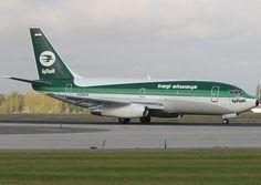 Iraqi Airways (Iraq)