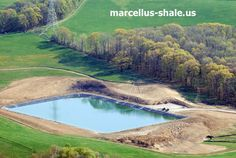 gas drilling.  yea lucky us huh?   How pretty the landscapes are now.  How clean our water.