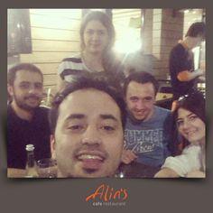 """Buca şubemizden """"monopoly selfiesi"""" için Ayşegül hanıma teşekkür ederiz :) www.alins.com.tr #alins #buca #izmir #restaurant #cafe"""