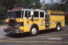 Baltimore County MD E60 - 1985 Spartan E-ONE Pumper - Fire Apparatus Slide