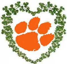 Tigers Clemson Tigers, My Town, Seasons, Alma Mater, South Carolina, Southern, Seasons Of The Year