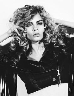 Cara Delevingne - Inspiration for Photography Midwest - photographymidwest.com