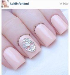 Cute nail design for summer