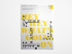 Newspaper Newspaper design
