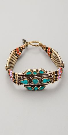 Vanessa Mooney | Large Moonshield Bracelet