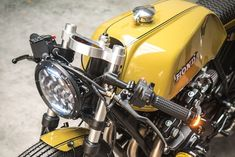 Ride and win: Ironwood's Honda CB750 is up for grabs
