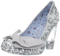 Glittery shoes for your wedding OR holiday parties! | Offbeat Bride