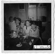 kinderfeest 1958, Waar = Wie