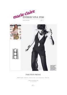 MARIE-CLAIRE-JUIN-2013-PARU #Esthervina1950