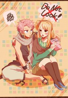 It's been a while since I posted so here's a cute bickering Nalu guys 👀🥰 Natsu E Lucy, Fairy Tail Natsu And Lucy, Fairy Tail Love, Fairy Tail Art, Fairy Tail Guild, Fairy Tail Ships, Nalu, Fairy Tale Anime, Fairy Tales