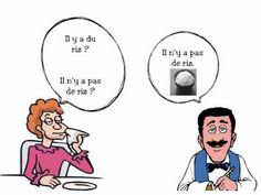 "Un drôle de restaurant-A song from the album ""Le français en chantant"", copyright Les Éditions Didier, 2004. Used with permission. We like to use this as a supplement to Conversati..."