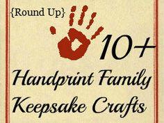 Handprint Nativity Scenes, Footprint Manger Crafts, Fingerprint Baby Jesus + more {Sunday School Ideas} - Fun Handprint Art Family Crafts, Baby Crafts, Cute Crafts, Crafts To Make, Crafts For Kids, Graduation Poems, Preschool Graduation, Footprint Crafts, Fingerprint Crafts
