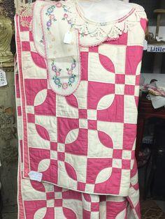Katy: vintage quilt