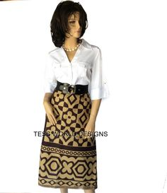 African Fabric/ for Ankara clothing/ African by TessWorldDesigns