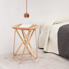 Seven Stool/Table by Lith Lith Lundin Stool, Inspiration, Furniture, Design, Home Decor, Nightstand, Table Desk, Dinner Table, Biblical Inspiration