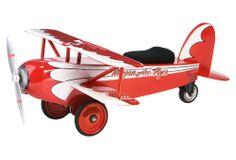 Ace Flyer Bi-Plane